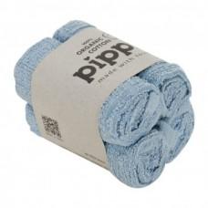 Vaskeklude - blå