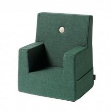 Børnestol, Deep green w. light green