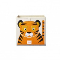 Opbevaringskasse, tiger