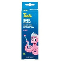 Badeskum - Bath Foam, pink 1stk.
