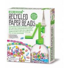 Genbrugspapir Perler