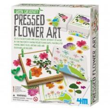 Lav din egen blomster kunst