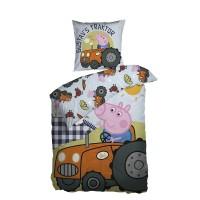 Sengetøj, Gurli Gris med traktor