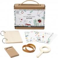 Gå på opdagelse i naturen - DIY kit