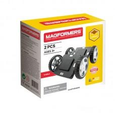 Magformers wheels