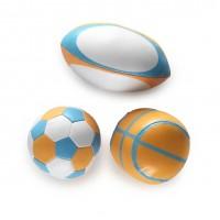 Mine første sportsbolde