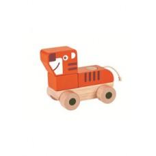Tiger-bil