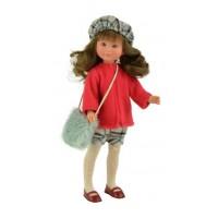Celia dukke, 30 cm. (Scottish bloomers)