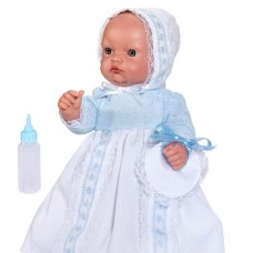 Gordi babydukke, 28 cm.