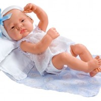 Lucas babydukke, 42 cm. (Jesusito medallón CTE)