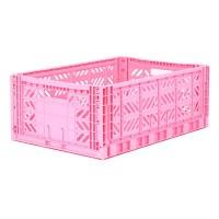 Foldekasse, Baby Pink / lyserød - Maxi