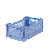 Foldekasse, baby blue / lyseblå - Mini