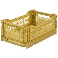 Foldekasse, gold / guld - Midi