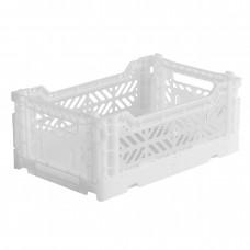Foldekasse, white / hvid - Mini