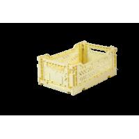 Foldekasse, cream / flødefarve - Mini (Forudbestilling: Levering uge 43/44)
