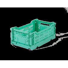 Foldekasse, mint / mintgrøn - Mini