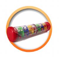 Rainstick musikinstrument til børn
