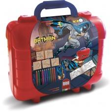 Batman stempel og farvesæt