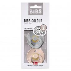 Bibs sutter 2 pk. - cloud/blush (str. 2)