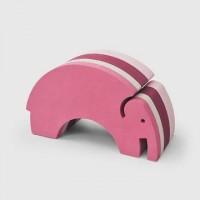 Elefant - rosa