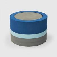 Tube - blue