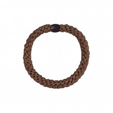 Hårelastik - brown (3 stk.)