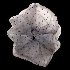 Naja Big Scruncie, Grey with small dots