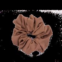 Scrunchie, basic brown