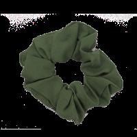 Scrunchie, basic green