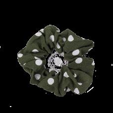 Scrunchie, Dot green