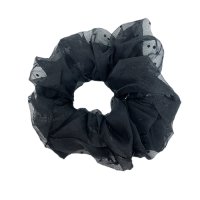 Naja Big Scruncie, Black with small dots
