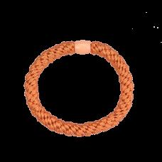 Hårelastik - Dark Orange (3 stk.)