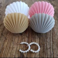Perleøreringe (2 cm)