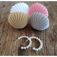 Perleøreringe (4 cm)