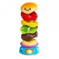 Stack 'n Spin Burger