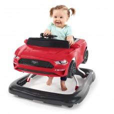 Ford mustang - rød