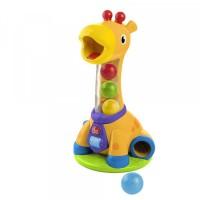 Giraf med lys og lyd