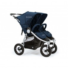 Bumbleride Indie twin, Maritime blue