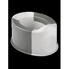 Foldbar potte