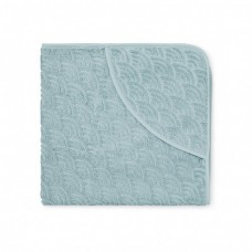 Babyhåndklæde, petroleum
