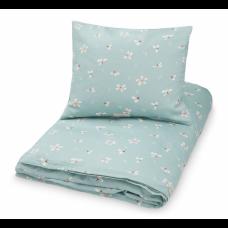 Babysengetøj, windflower blue