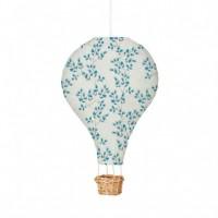 Luftballon lampe, fiori