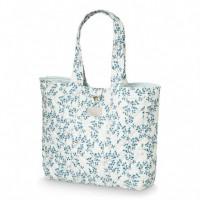 Quiltet taske, fiori