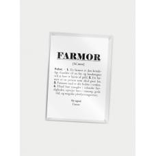 Farmor definition, A7 kort