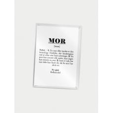 Mor definition, A7 kort