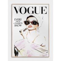 Vogue cover No2 plakat, S (29,7x42, A3)