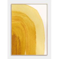 Yellow shades plakat, M (50x70, B2)