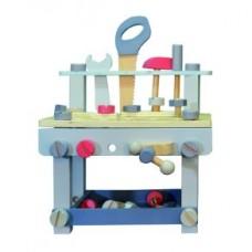 Arbejdsbænk / Værktøjsbænk, pastel