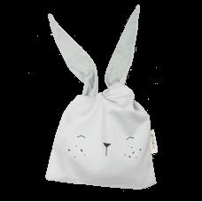 Lunch bag bunny icy grey
