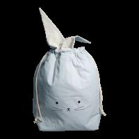 Opbevaringspose, kat - Foggy Blue